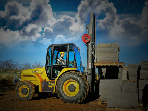 Fork Lift Truck Hire